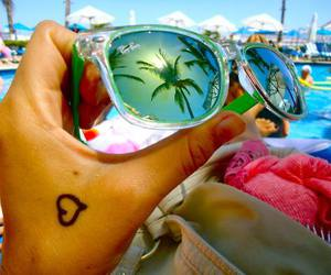 beach, girly, and summer time image