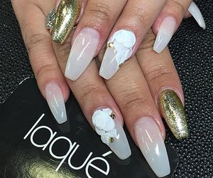 nail, nails, and nail designs image