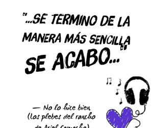 escuchar, spanish music, and oraciones image