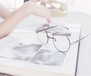 glasses and photography image