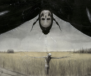 art, santiago caruso, and the messenger image