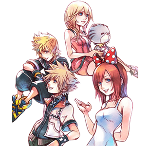 kingdom hearts discovered by tk on we heart it