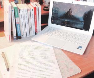 study, college, and studyspo image