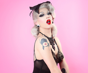 Pin Up, ru paul drag race, and violet chachki image