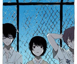 terror in resonance, anime, and lisa image
