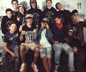 magcon and boys image