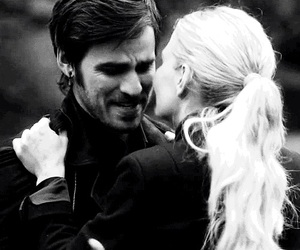 once upon a time, captain hook, and killian image