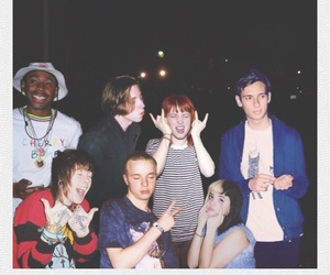 flume, hayley williams, and music image