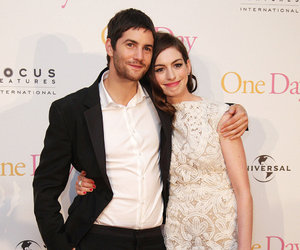 Anne Hathaway, jim sturgess, and one day image