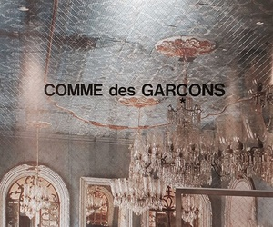 art, aesthetic, and comme des garcons image