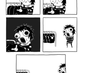 funny, lol, and sarah andersen image