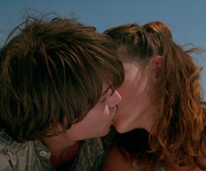 beautiful, johnny depp, and kiss image