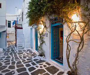 Greece and mykonos image