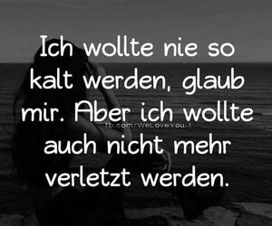 german, sad, and trauer image