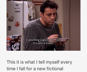 fall in love, funny, and Joey image