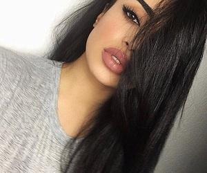 beauty, lip, and nails image