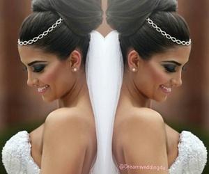 beautiful and wedding image