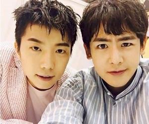 2PM, wooyoung, and nichkhun image