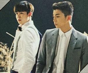 2PM, nichkhun, and nick image
