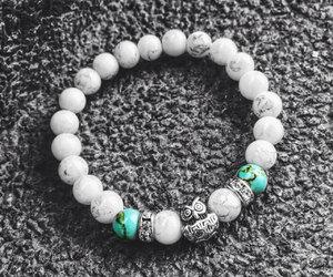 bohemian, bracelet, and diy image