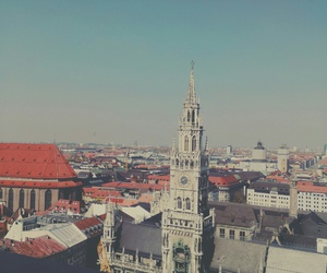 germany, travel, and rathaus image