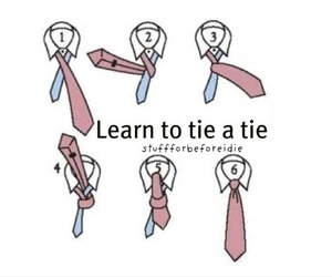 tie, diy, and learn image