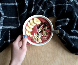 food, healthy, and motivation image