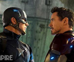 civil war, Marvel, and chris evans image