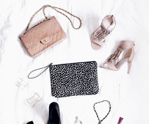 bag, chanel, and details image