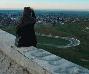 hijab, islam, and cute image
