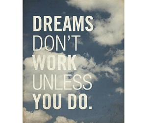 dreams, goals, and inspiration image