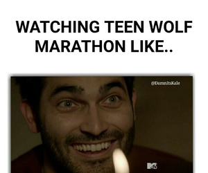 teen wolf and lol image