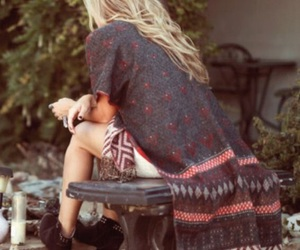 bohemian, the 70s, and gypsy image