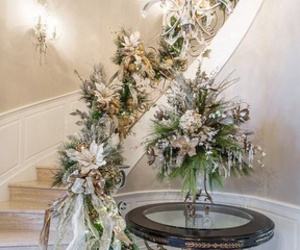 decorations, evergreen, and pretty image