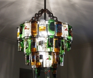 chandeliers, chandelier ideas, and diy chandelier image