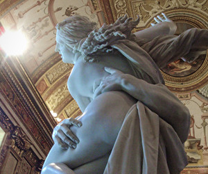 art, rome, and statue image