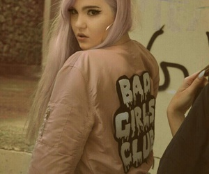 grunge, pink, and badgirlsclub image