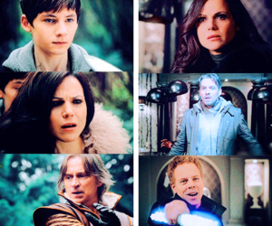 once upon a time, robin hood, and rumple image