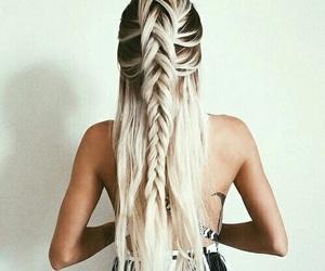 beautiful, dutch, and hair image