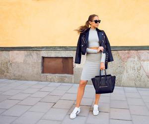fashion, celine, and grey image