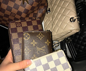 bag, biff, and chanel image
