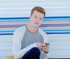 beautiful, cameron monaghan, and ian gallagher image