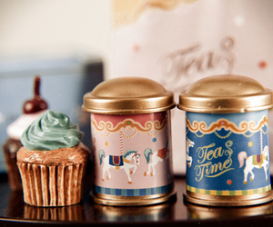 cupcake, vintage, and cute image