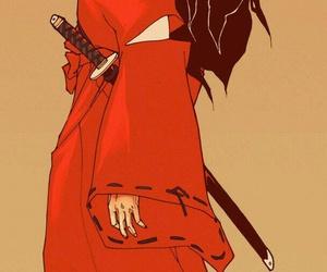 anime and inuyasha image
