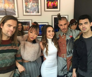 dnce and bea miller image