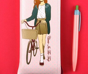 kawaii, pencil, and cheese in the trap image