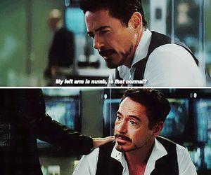 civil war, Marvel, and tony stark image