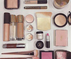mac, makeup, and YSL image