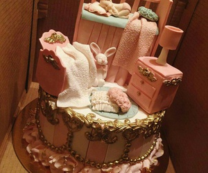 baby, cake, and welcome image