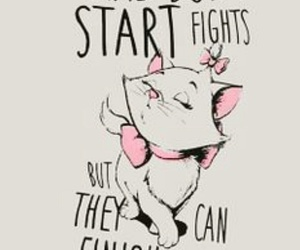 disney, quotes, and cat image